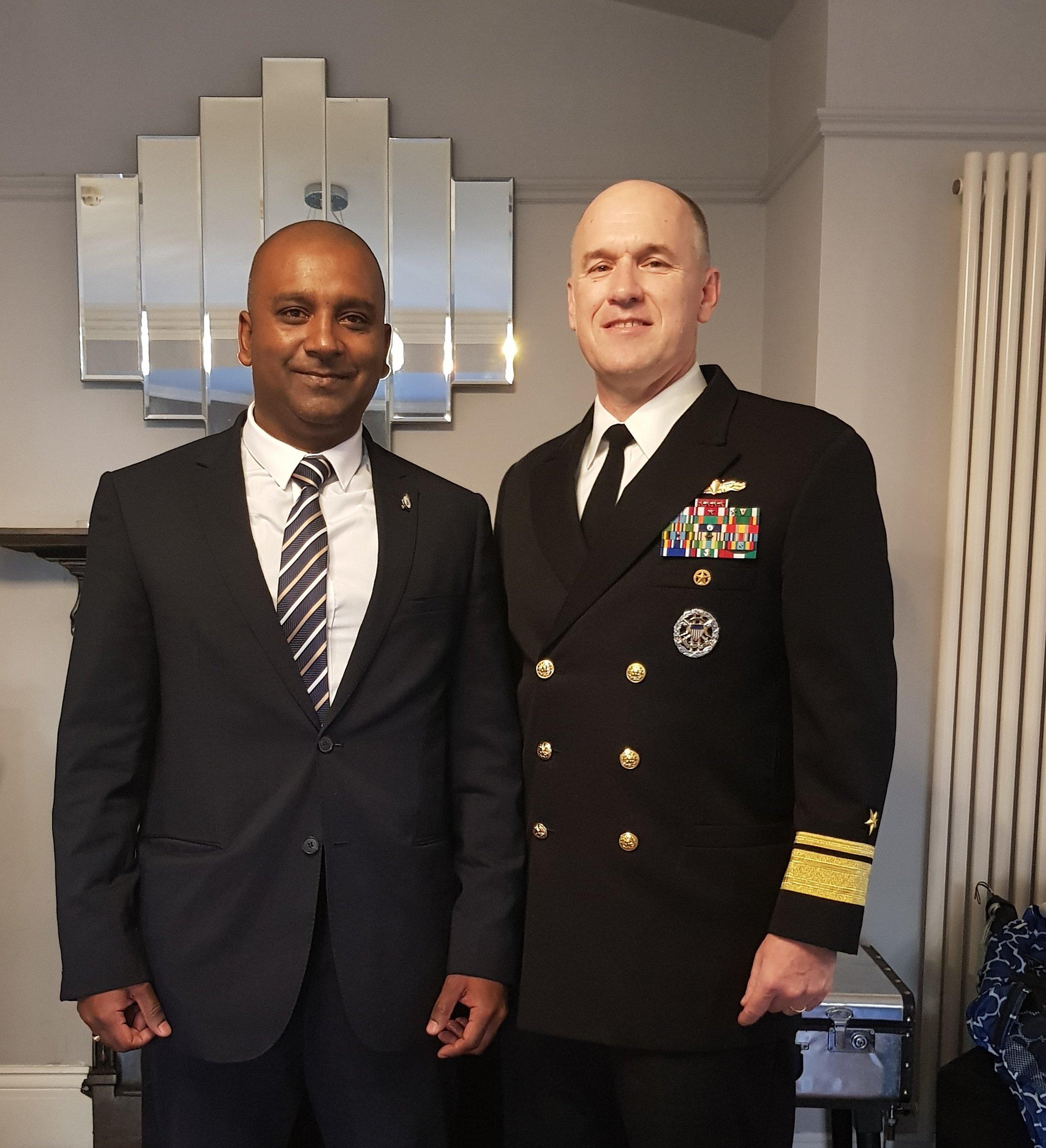 Admiral Gene Black